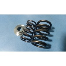 K Engine Dual Valve Springs with Titanium Retainers