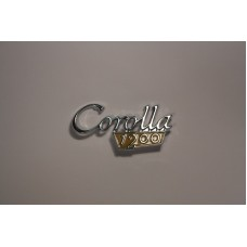Corolla 1200 mud-guard (fender) badge