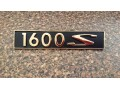 Corona 1600S RT40 RT51 grille badge