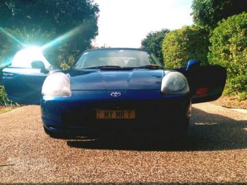 Chris MR2